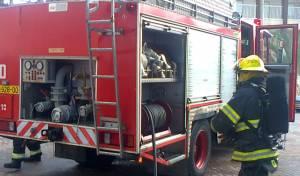 מזגן עלה באש בכיתה, 3 נפגעו קל