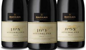 סדרת Assemblage החדשה של יקבי ברקן - Assemblage: סדרת יינות חדשה וכשרה לפסח