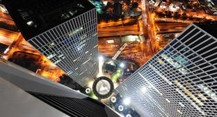 השמים של תל אביב • צפו בגלריה ממגדלי עזריאלי