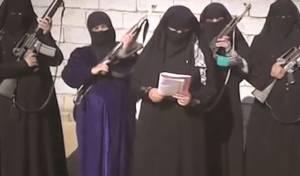 """לוחמות בדאע""""ש - נלכדה הצרפתייה שגייסה נערות לדאע""""ש"""