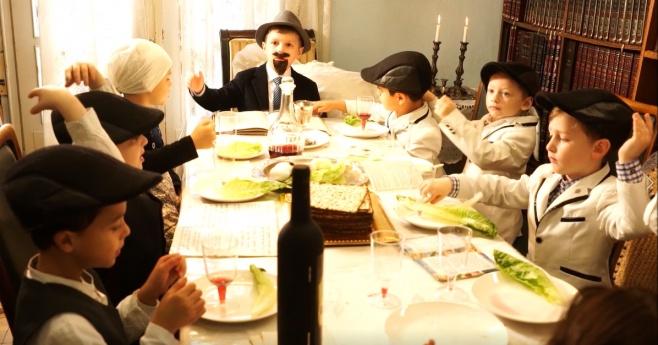 """""""מושק'ה והפריץ"""": הצגה לילדים לחג הפסח"""