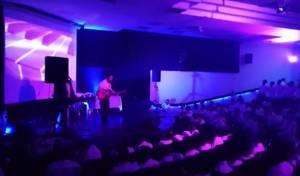 הזיץ של תלמידי 'בית מתתיהו' • צפו בווידאו