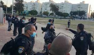 הפשיטה על גרודנא; ארבעה מפגינים נעצרו
