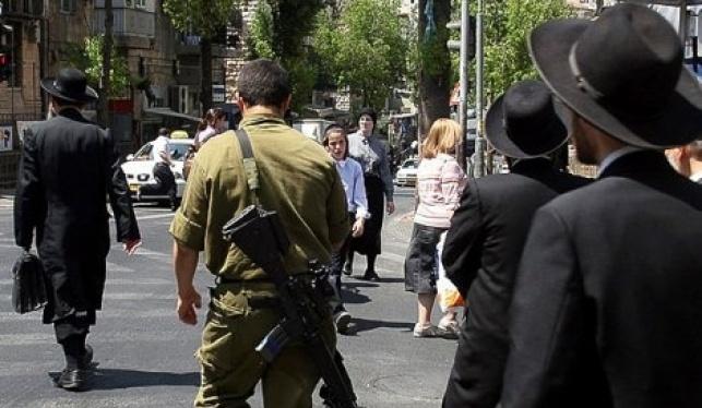 י-ם: קיצונים תקפו חיילים, תושבים חילצו אותם
