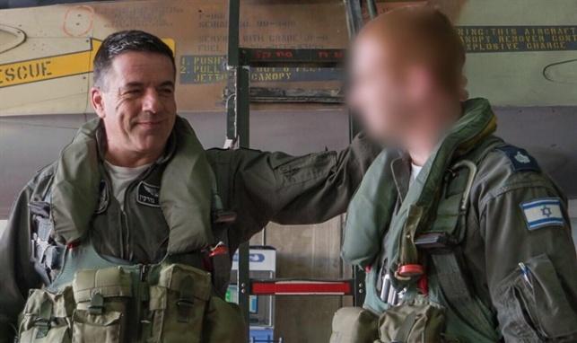 רב סרן ע' ומפקד חיל האוויר