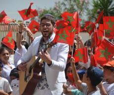 """בצלאל לוין בסינגל קליפ:  """"השיר של מרוקו"""""""