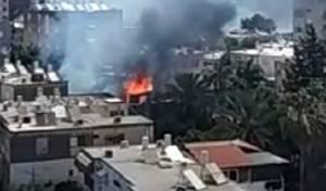 'בוטקה' נשרף; 250 פעוטות פונו מגני ילדים