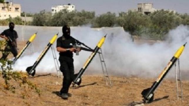 ירי רקטות לישראל