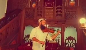 לחודש אלול: אבינו מלכנו באורגן ענק, כינור וסנטור פרסי