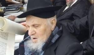 """זקן חסידי ברסלב: רבי נחמן ירוסלבסקי זצ""""ל"""
