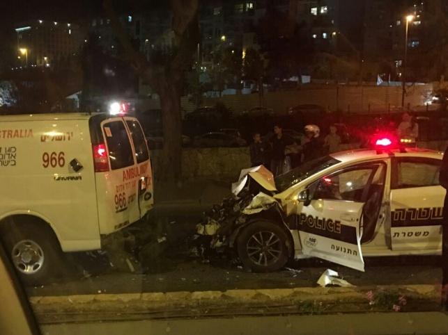 שיירת ראש הממשלה הפולני הייתה מעורבת בתאונה