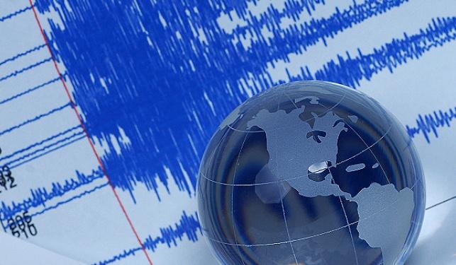 לפנות בוקר רעידת אדמה הורגשה בישראל