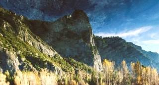 אשליה אופטית מדהימה בפארק הלאומי יוסמיטי