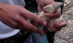 אילוסטרציה - פועלי בניין השליכו אבנים על גן ילדים במרכז