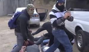 צפו: המסתערבים פשטו על מזרח ירושלים