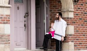 יהודי חרדי במונטריאול. אילוסטרציה