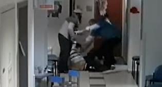 תיעוד האירוע - הצהרת תובע נגד תוקפי הרופא בביתר