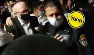 המפגינים, העימותים והחילוץ