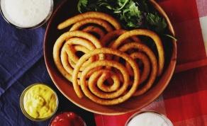 ספירלות תפוחי אדמה - צפו: כך תכינו ספירלות תפוחי אדמה כמו מקצוענים