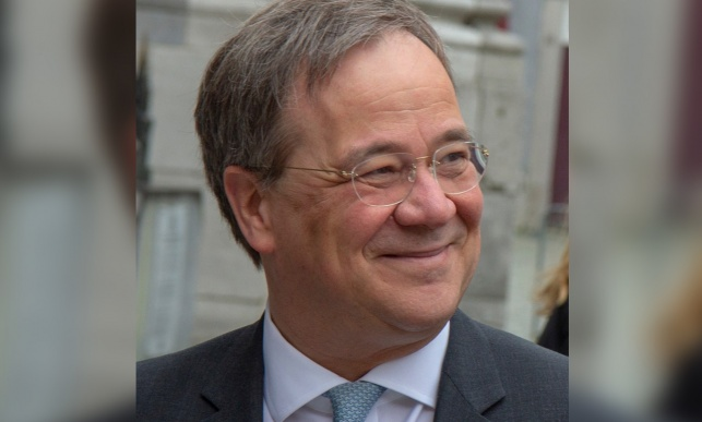 מנהיג אירופה החדש? ארמין לאשט