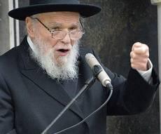 """הגאון רבי משה הלל הירש - הרבנית: """"הם הקליטו""""; הגרמ""""ה הירש הזהיר: """"אין מחילה"""""""