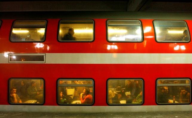 רכבת, אילוסטרציה