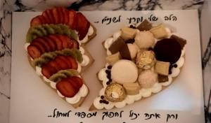 העוגה שהכינה שולי וינגוט
