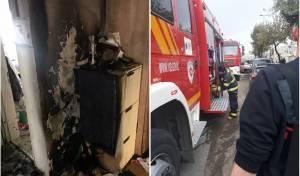 ביתר: נרות החנוכה גרמו לשריפה בדירה