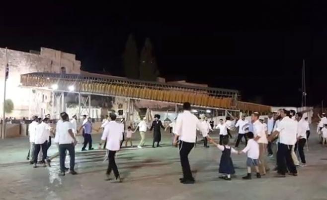 אחדות בכותל: חרדים ודתיים רקדו יחד לכבוד יום ירושלים