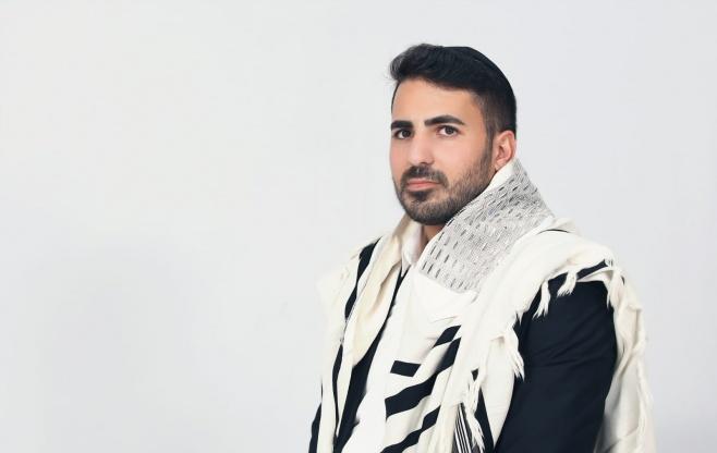 ישראל איבגי בביצוע לימים הנוראים: לך א-לי