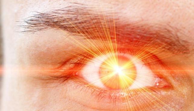 ניתוח לייזר להסרת משקפיים - מסוכן? אילוסטרציה
