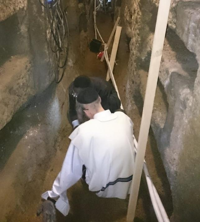 לא תאמינו אלו שרידים יהודיים מצאו ברומא