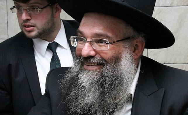 הרב זילברברג