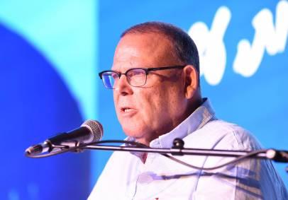 """ארנון בר-דוד  יו""""ר ההסתדרות"""