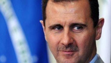 בשאר אל אסד, נשיא סוריה. קונה ונלחם. - הורגים אחד את השני אבל עושים עסקים