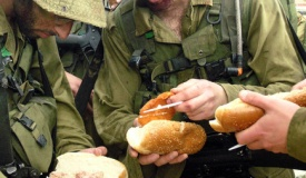 טבח צבאי שהכין אוכל בשבת נענש בחומרה