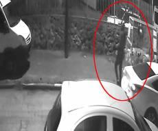 תיעוד הירי - תיעוד: ירי אל בית מגורים בלב העיר • צפו