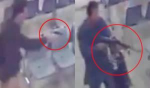 מסע הירי בפרלמנט האיראני • צפו בווידאו