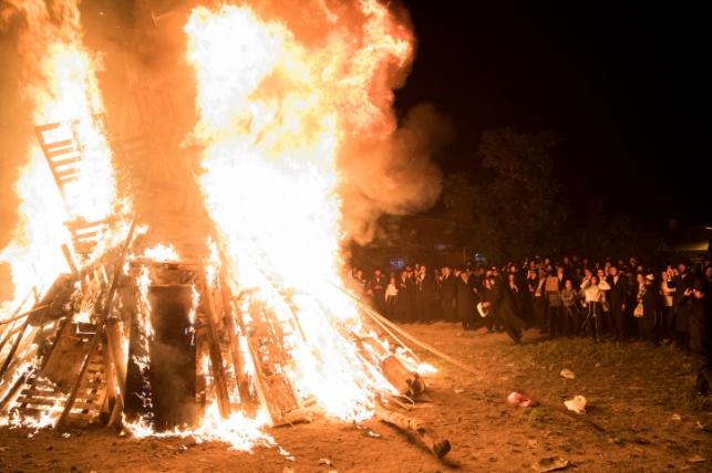 בצל האזהרות: שריפות באלעד ובירושלים