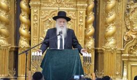 הרבנית רבקה כהנמן שוחררה מבית החולים