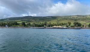 תיעוד מספינת הפיקוח - אל לב הכנרת; צפו