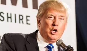 """דולנד טראמפ. ניצח - טראמפ השפיל מגישה: """"לא פוליטיקלי קורקט"""""""
