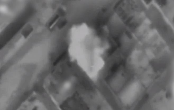 צפו: כך חוסלו שלושה פעילי חמאס ברצועה