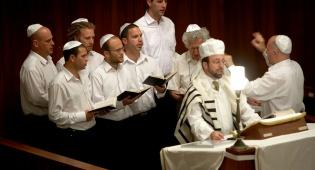 מאיר דרופמן - התשובה לאנטישמיות בטקסס: קונצרט חזנות