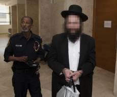 מעצר בפרשת ההטרדות. ארכיון - שוטרים המתינו לפעיל 'הפלג' מתחת לביתו