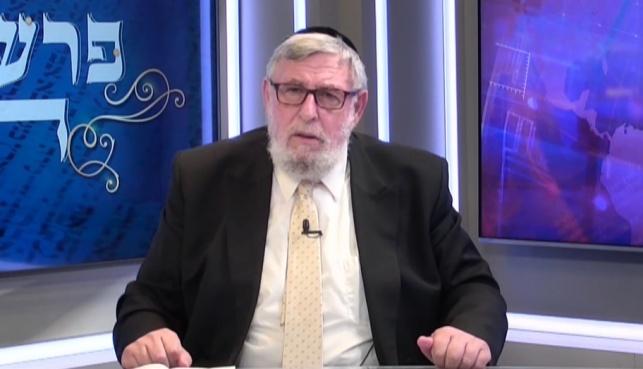 פרשת מקץ •  פינתו של הרב אליעזר שמחה וייס