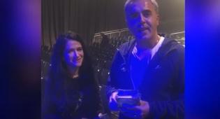 הזמר והשחקנית יזמו חלוקת 'תיקון הכללי' • צפו
