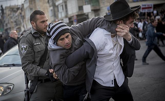 ההפגנות בעקבות מעצר העריק