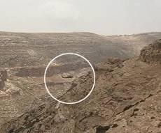 צפו: מטייל שנפל בנחל מכמש חולץ במסוק