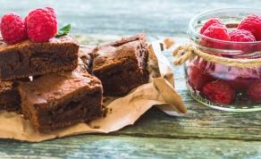 בראוניז שוקולד ללא גלוטן - אפשר גם פרווה: בראוניז שוקולד מעולים ללא גלוטן